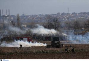 Έβρος: Νέα επεισόδια στις Καστανιές!