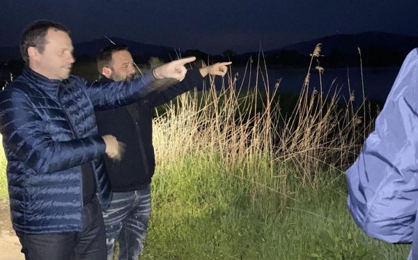 Μονόδρομος και ασπίδα τα φράγματα στον Νομό Τρικάλων δήλωσε ο βουλευτής Θανάσης Λιούτας