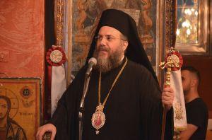 Μητροπολίτης Χρυσόστομος: Παρακαλούμε την Παναγία να ευλογεί τον λαό μας που είναι κλεισμένος στα σπίτια του