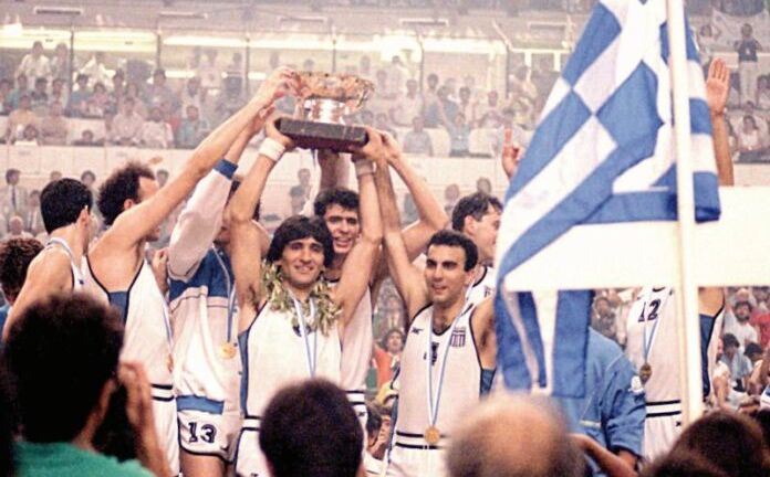 33 χρόνια από το θαύμα της Ελλάδας στο Eurobasket