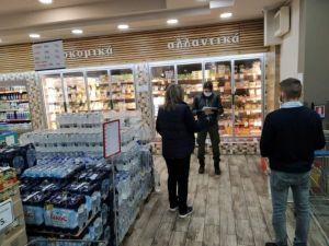 Κορονοϊός: Συνεχείς οι έλεγχοι από τη Δημοτική Αστυνομία Τρικάλων για τήρηση των μέτρων