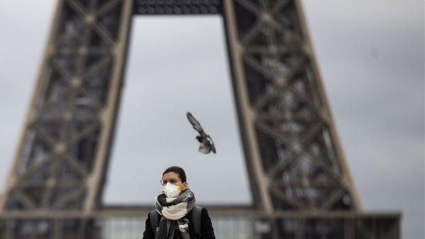 Κορωνοϊός - Γαλλία: Πλησιάζουν τους 14.000 οι νεκροί