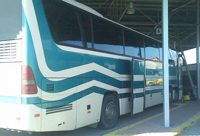 Πρόστιμα σε επιβάτες λεωφορείου του ΚΤΕΛ Τρικάλων