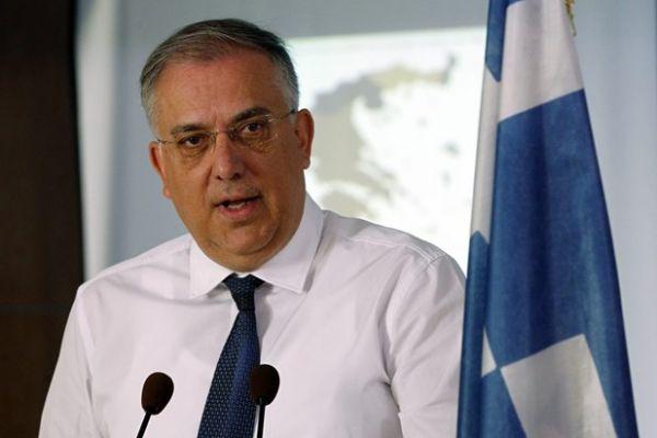 Συλλυπητήρια του Υπουργού Εσωτερικών κ. Θεοδωρικάκου για την απώλεια του δημάρχου Φαρκαδόνας