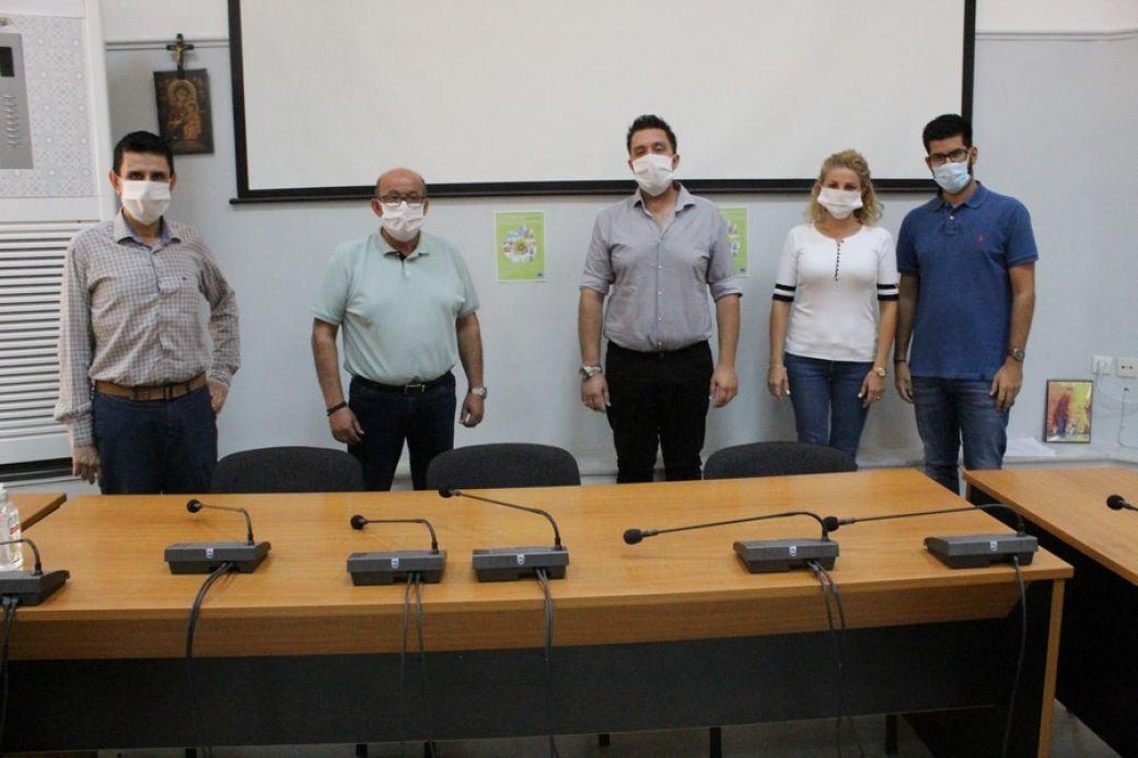 Εκκίνηση της Ευρωπαϊκής Εβδομάδας Κινητικότητας στον Δήμο Φαρκαδόνας