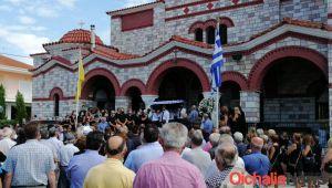 Στην τελευταία του κατοικία οδηγήθηκε ο δήμαρχος Φαρκαδόνας Γιάννης Σακελλαρίου