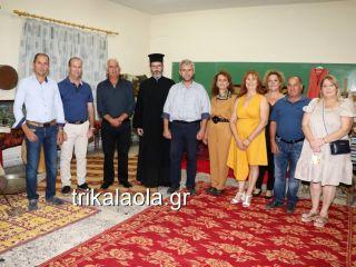 Κλοκοτός: Αγιασμός και πρώτη επιτυχημένη εκδήλωση του νεοσύστατου Πολιτιστικού Συλλόγου ''ΦΑΡΚΑΣ Η ΑΓΙΑ ΣΟΦΙΑ''