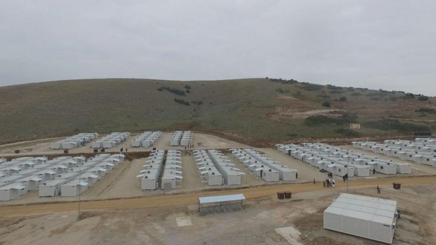 Σε καραντίνα η δομή μεταναστών στο Κουτσόχερο - Δέκα κρούσματα κορωνοϊού