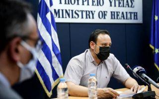 Κορωνοϊός: Στα 286 τα νέα κρούσματα - 18 στα Τρίκαλα ανακοίνωσε ο ΕΟΔΥ