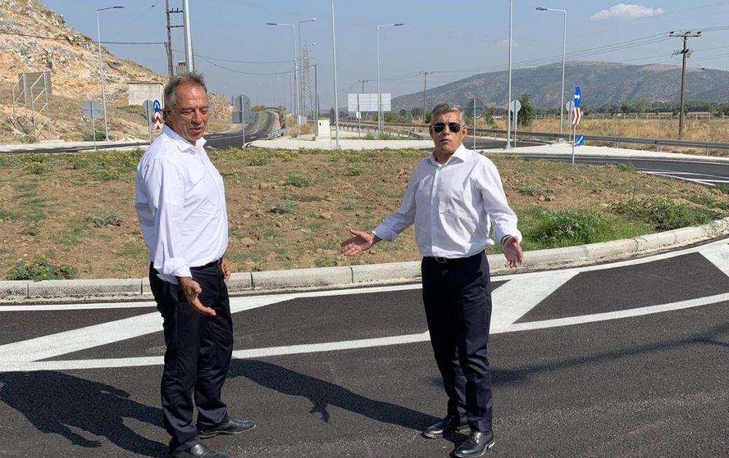5,2 εκατ. ευρώ στο  οδικό δίκτυο των Δήμων Τρικκαίων, Μετεώρων και Φαρκαδόνας