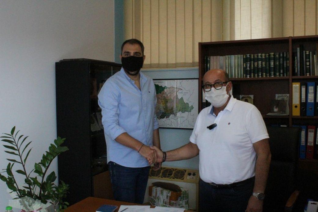 Νέος Δημοτικός Σύμβουλος ο κ. Γεώργιος Γεωργίου