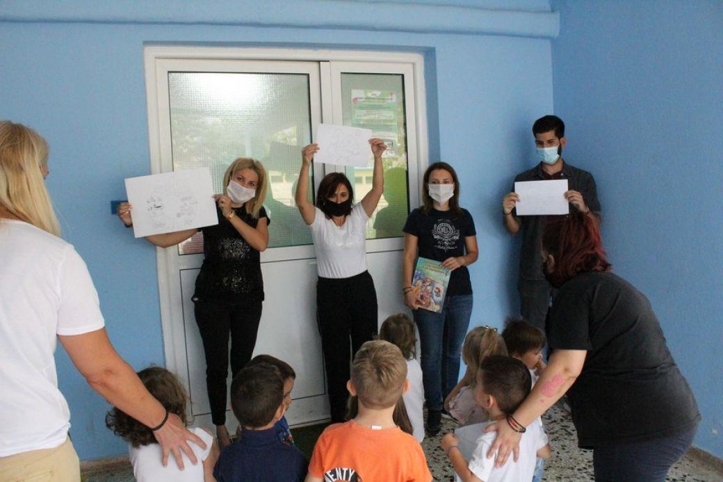 Ενημέρωση σε σχολεία του Δήμου Φαρκαδόνας για την Ευρωπαϊκή Εβδομάδα Κινητικότητας
