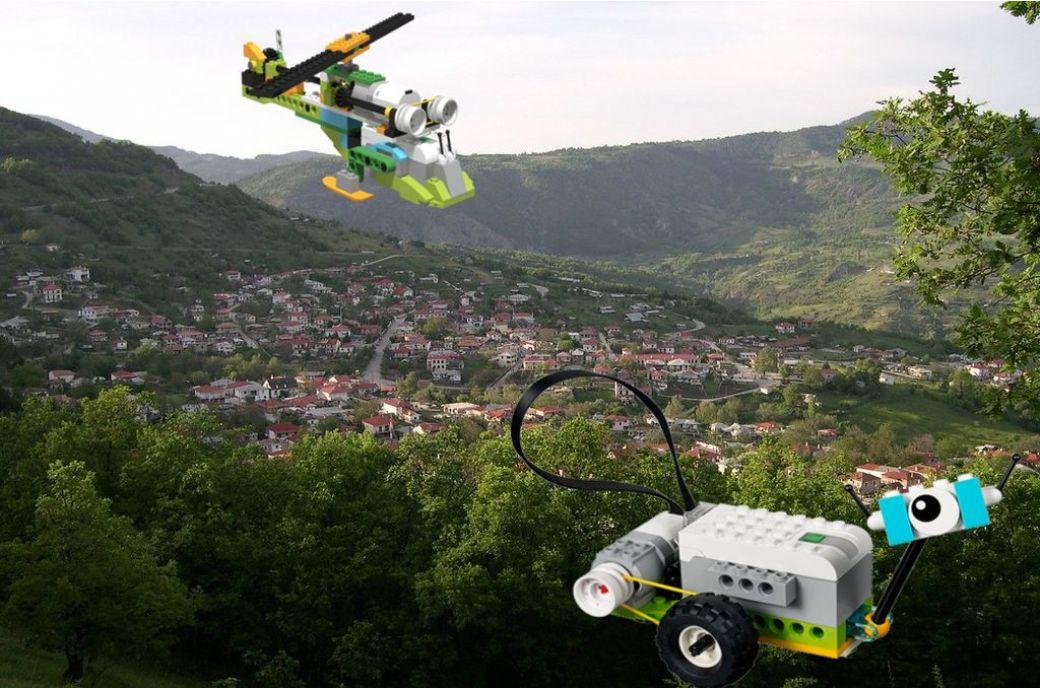 Εκπαιδευτική ρομποτική σε απομακρυσμένα χωριά της Καλαμπάκας