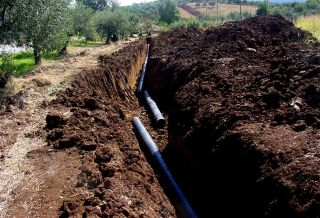 Νέο υπόγειο αρδευτικό σύστημα 20 χλμ αποκτά ο Δήμος Φαρκαδόνας