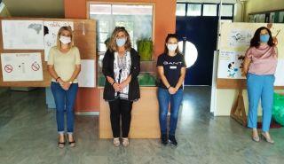 Ενημέρωση και υποστήριξη του Δήμου Φαρκαδόνας στους μαθητές Γ' Λυκείου
