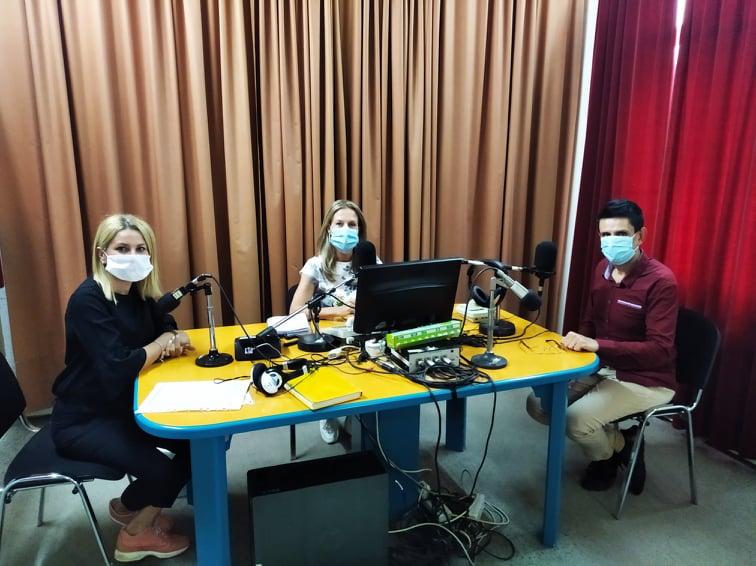 Στην ΕΡΑ Λάρισας για την Βιώσιμη κινητικότητα ο Δήμος Φαρκαδόνας