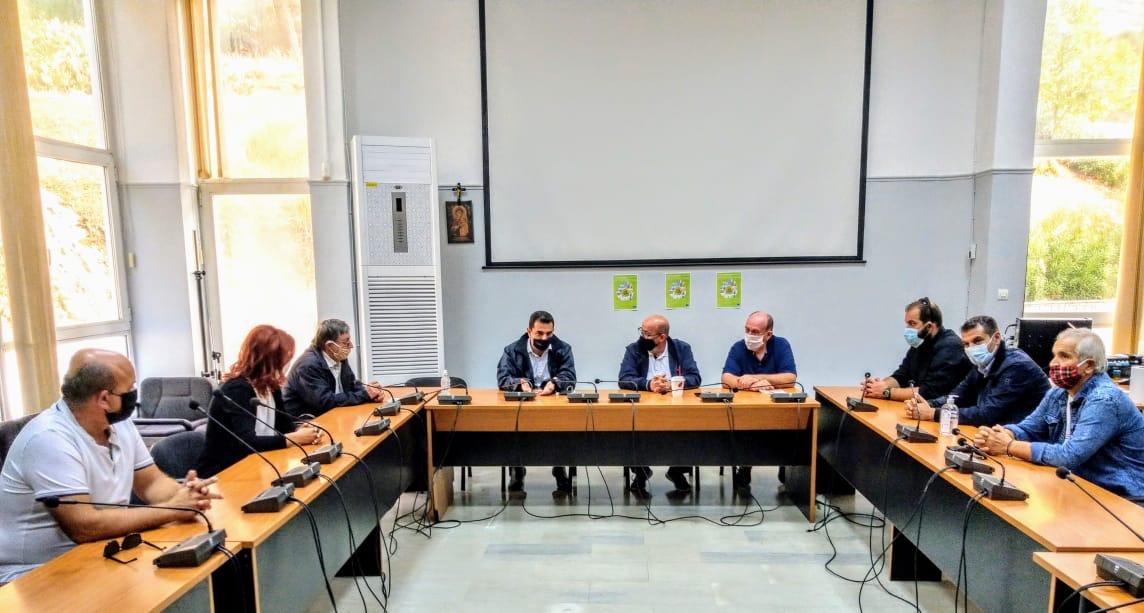 Κώστας Σκρέκας:  Έκτακτη επιχορήγηση 150.000 ευρώ στο Δήμο Φαρκαδόνας