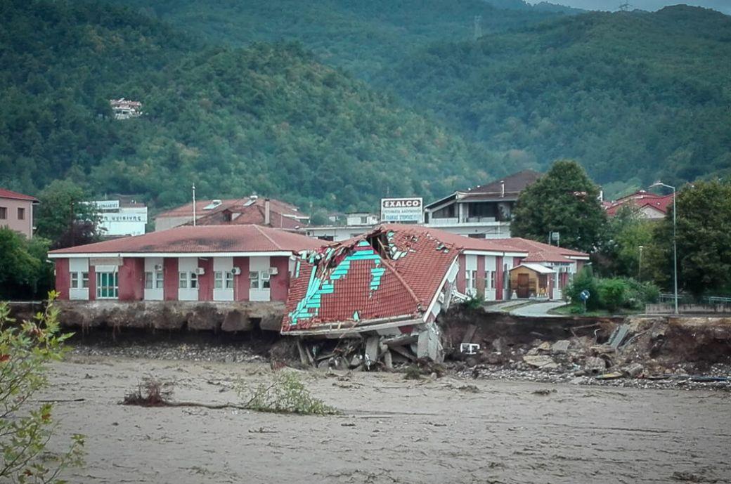 Ψήφισμα του ΔΣ της ΚΕΔΕ για τις καταστροφές στη Θεσσαλία