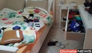Νέο «διπλό» χτύπημα διαρρηκτών στην Οιχαλία